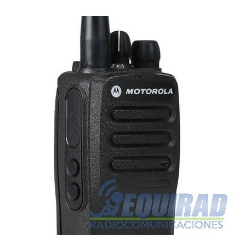 Portátil MOTOROLA DEP 450 Digital - Análogo