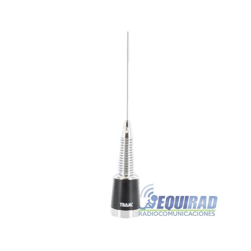Antena Móvil TRAM, VHF, 5/8, 3 DB.