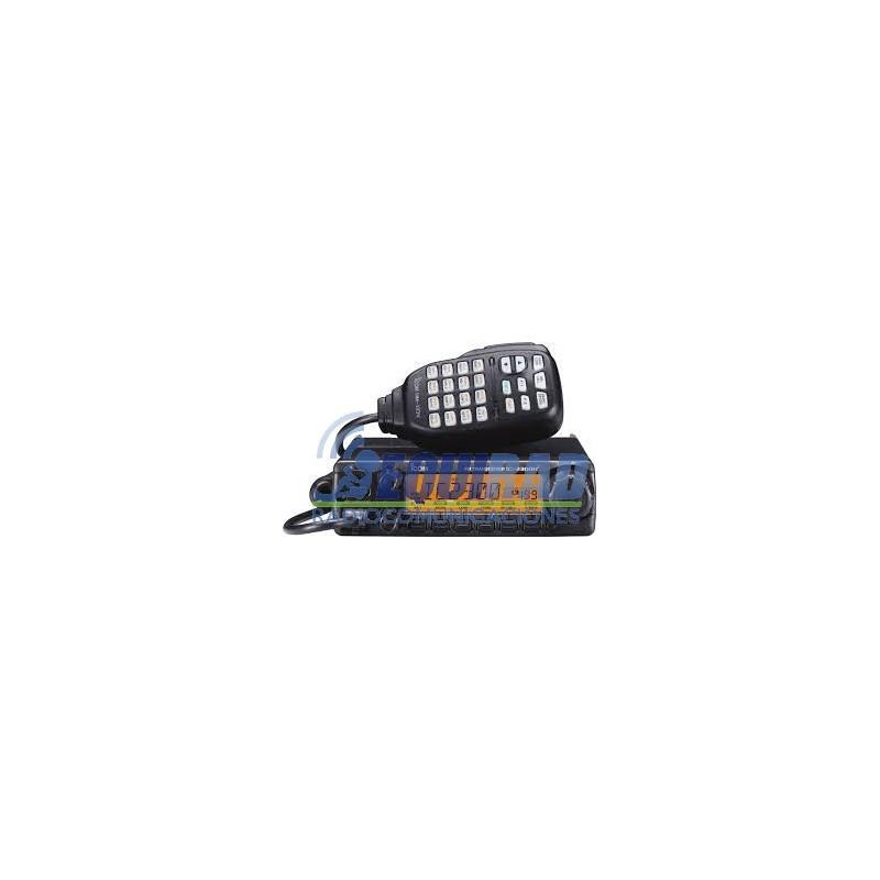 Base/Movil Icom IC 2300H Frente