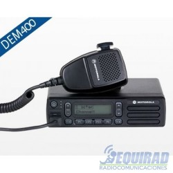 DEM 400 Base Móvil Motorola 64 Canales