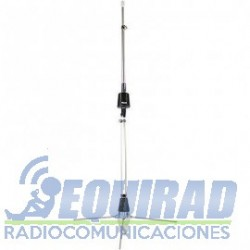 1400T Antena Base Tram, 6 Db, 136-174 Mhz.