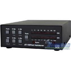 LDG AT-100PRO-II, Sintonizador Automatico Hf Universal
