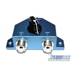 CX 2 LLave Selectora De Antenas 2 Posiciones