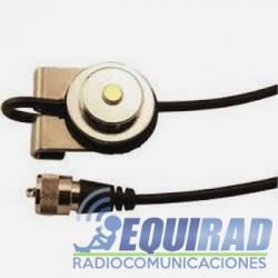 TRAM BR311 Montaje NMO De Antena Tapa Maleta