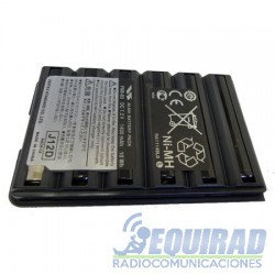 Batería Yaesu FNB-83, 7.2 Volt, 1.400 mAh.