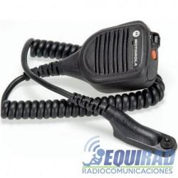 Micrófono Parlante Remoto Motorola PMMN4046