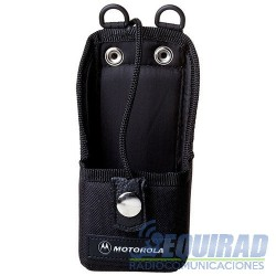 HLN9701 - Estuche Motorola Para Transporte De Nylon