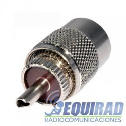 Conector PL Macho Corriente Para RG-8