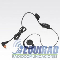 PMLN7189 Auricular Giratorio Con Micrófono y PTT Para SL500e