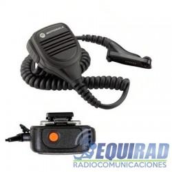 PMMN4025A, Micrófono Motorola Con Botón De Emergencia