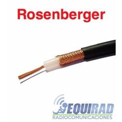 RG 213, Rosenberger Multifilar, Ultra Flexible
