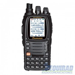 Radio Portátil WOUXUN, Dual-Band, KG-UV9D Plus