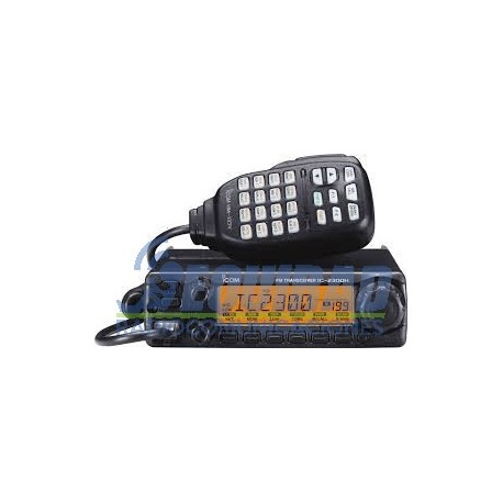 Base/Movil Icom IC 2300H Frente