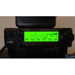 Base/Movil Icom IC 2300H Panel