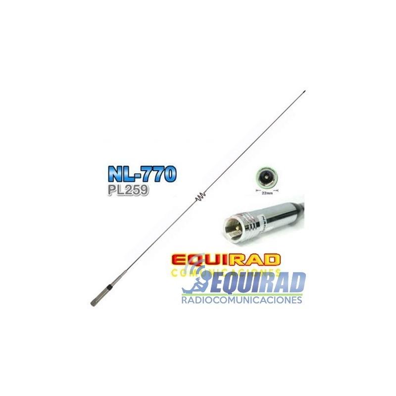 NL 77OH Antena Dual Band Wouxun