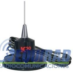 K 30 Antena CB, 10 y 11 mts, Magnética