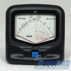 MFJ-822 Medidor De Roe y potencia HF-VHF
