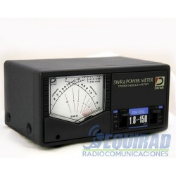 CN 101L Medidor De Roe Daiwa, Hf, Vhf.