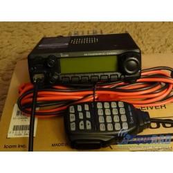 Base/Movil Icom IC 2300H Frente 2