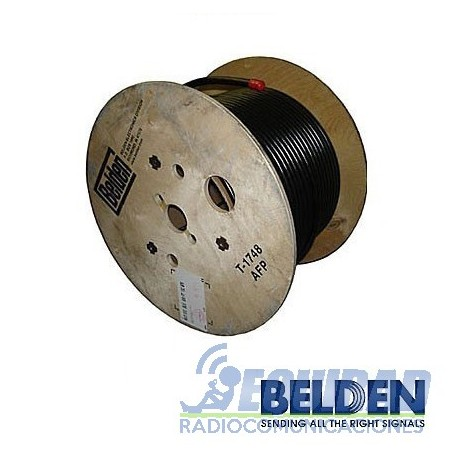 Belden 9913, Cable Coaxial