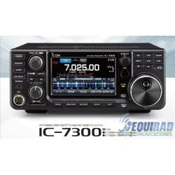 IC 7300, Transceptor Icom HF/50
