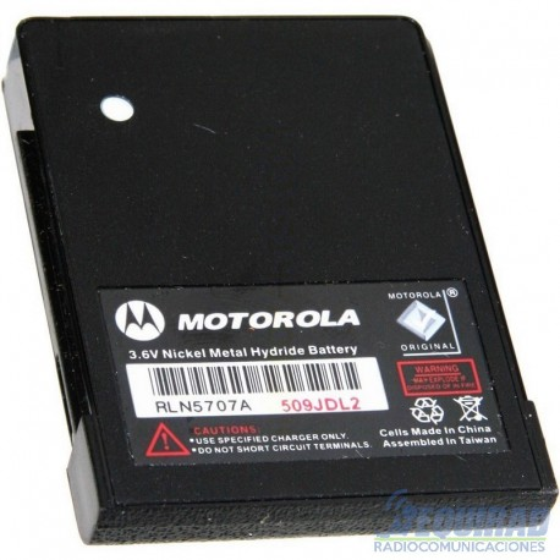 RLN5707A Batería Original Motorola Minitor V