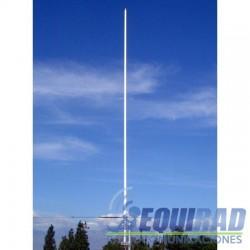 1490 Antena Base Fibra VHF 6.7 DB