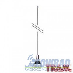 1115 Antena Móvil Marca Tram 1/4 Varilla Robusta