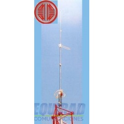 Antena Base omnidireccional VHF