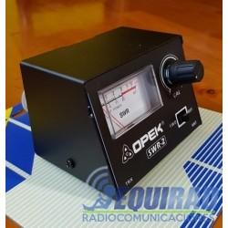 Medidor De ROE, 1.7 30 Mhz.