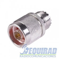 RFN10351 Adaptador N Macho a PL Hembra