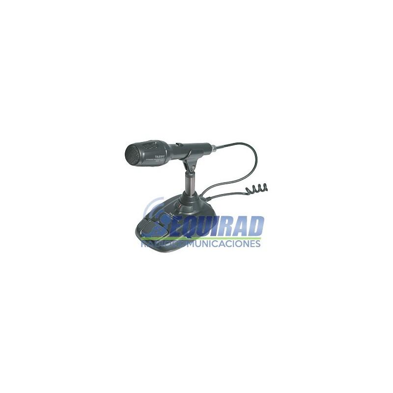MD100A8X Micrófono Pedestal Yaesu