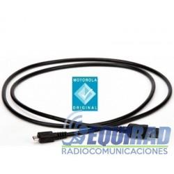 CB000262A01 Cable De Programación Motorola Vertex Micro USB