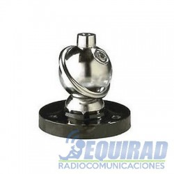 AM602L Montaje De Bola Para Antenas Látigos o HF