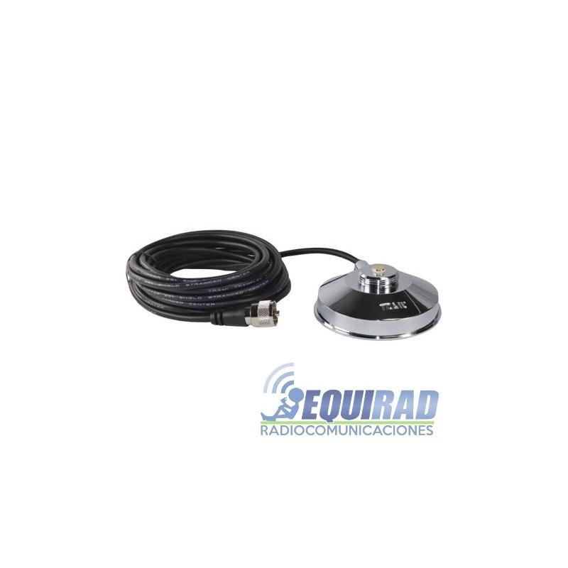 TRAM 1239, Montaje Magnético, NMO, Conector PL 259