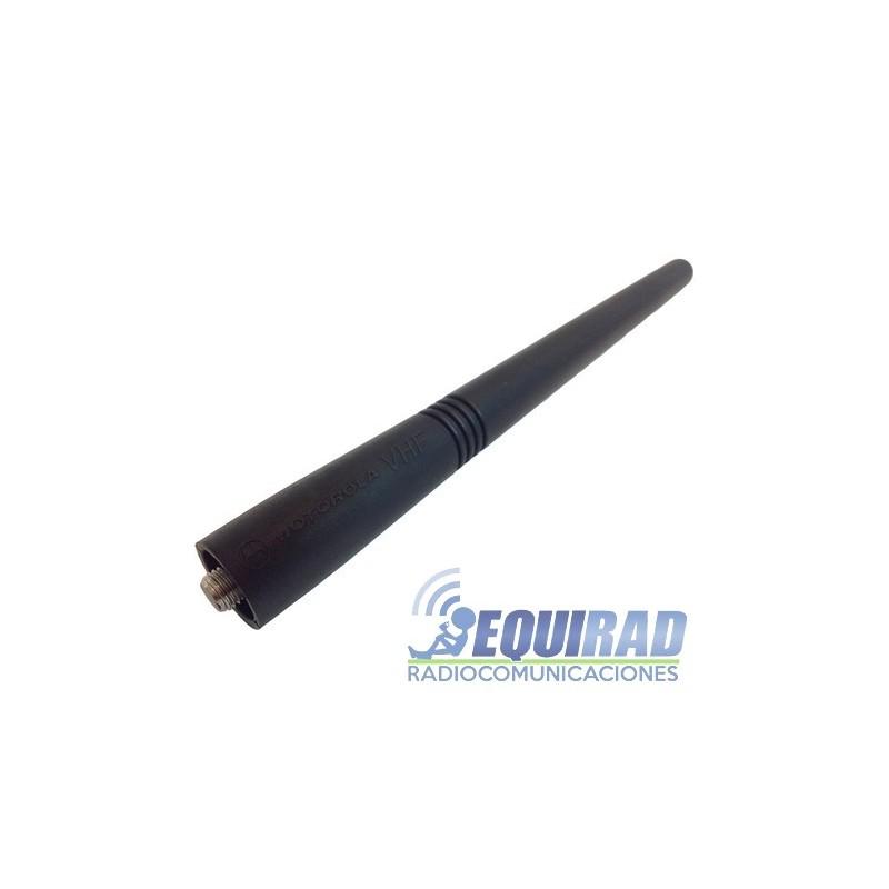 8504762J01 Antena Portátil Motorola VHF PRO 5150, 2150.