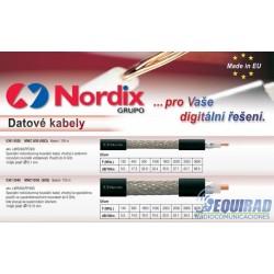 TZC500, CA400, MWC-10/50, Nordix, Cable Coaxial, Baja Pérdida 50 ohm