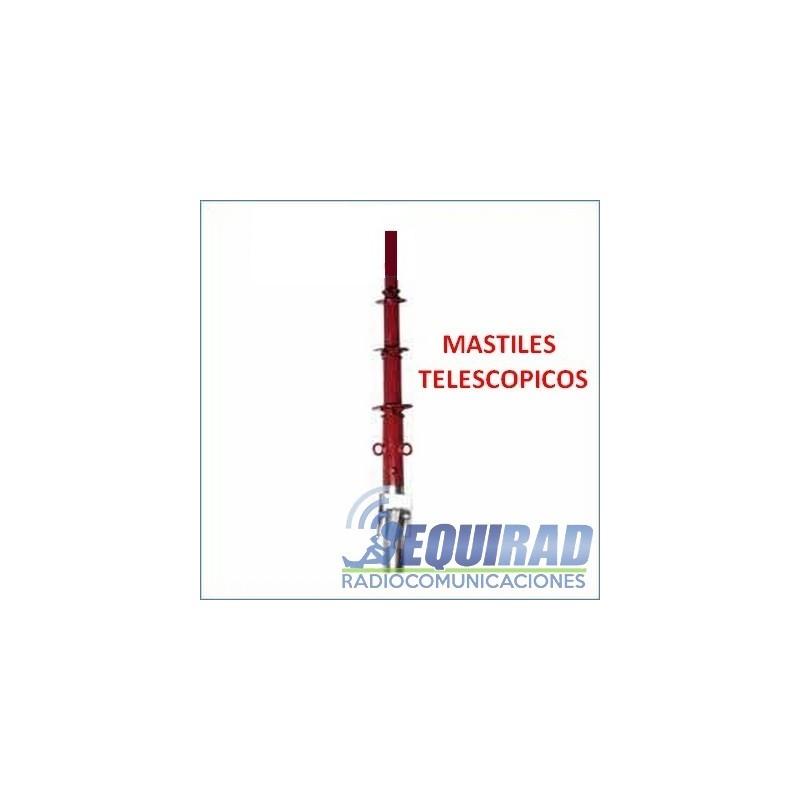 M 225 Stil Telesc 243 Pico Zincado 18 Mts