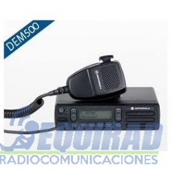 DEM 500 Base Móvil Motorola 128 Canales VHF o UHF