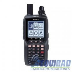 FTA-550L, Radio Portátil Yaesu Banda Aerea