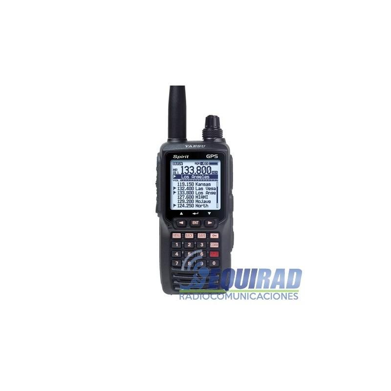 FTA-750L, Radio Portátil Yaesu Banda Aerea