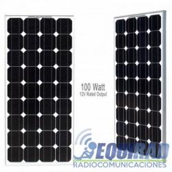 Panel Solar Monocristalino100 W, Yi-Solar