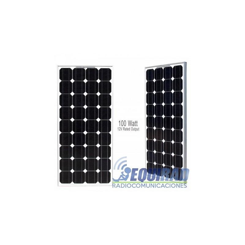 Panel Solar Monocristalino150 W, Yi-Solar