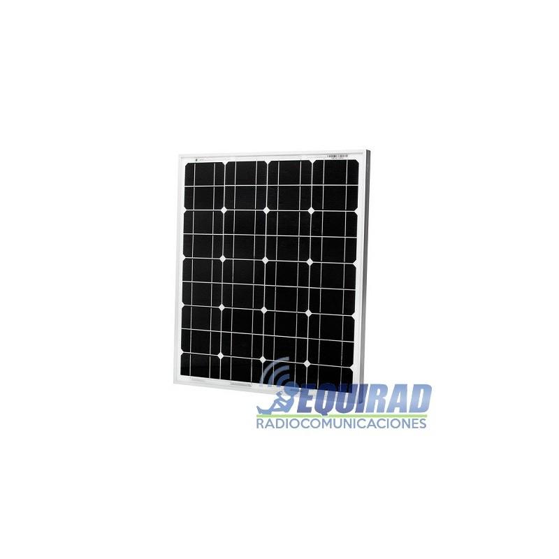 Panel Solar Monocristalino 50 W, Yi-Solar