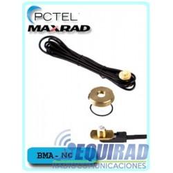 Montaje Perforado PCTEL Maxrad BMA-NC