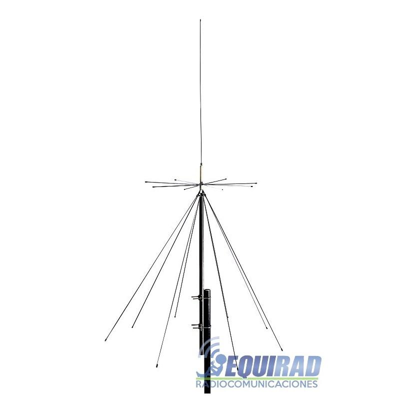 Antena Discono Ultra Banda Ancha 100- 1000 mhz