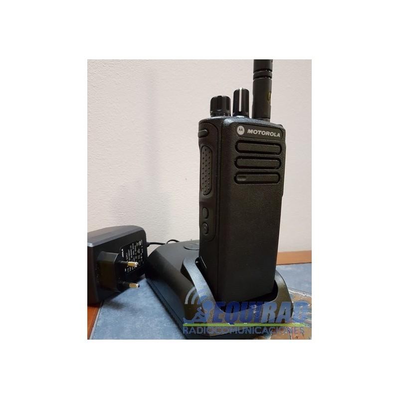 Radio Portátil Motorola DGP8050, VHF Con GPS