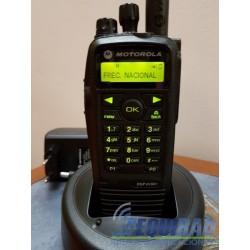 Radio Portátil Motorola DGP6150+, VHF Con GPS
