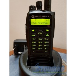 Radio Portátil Motorola DGP6150, VHF