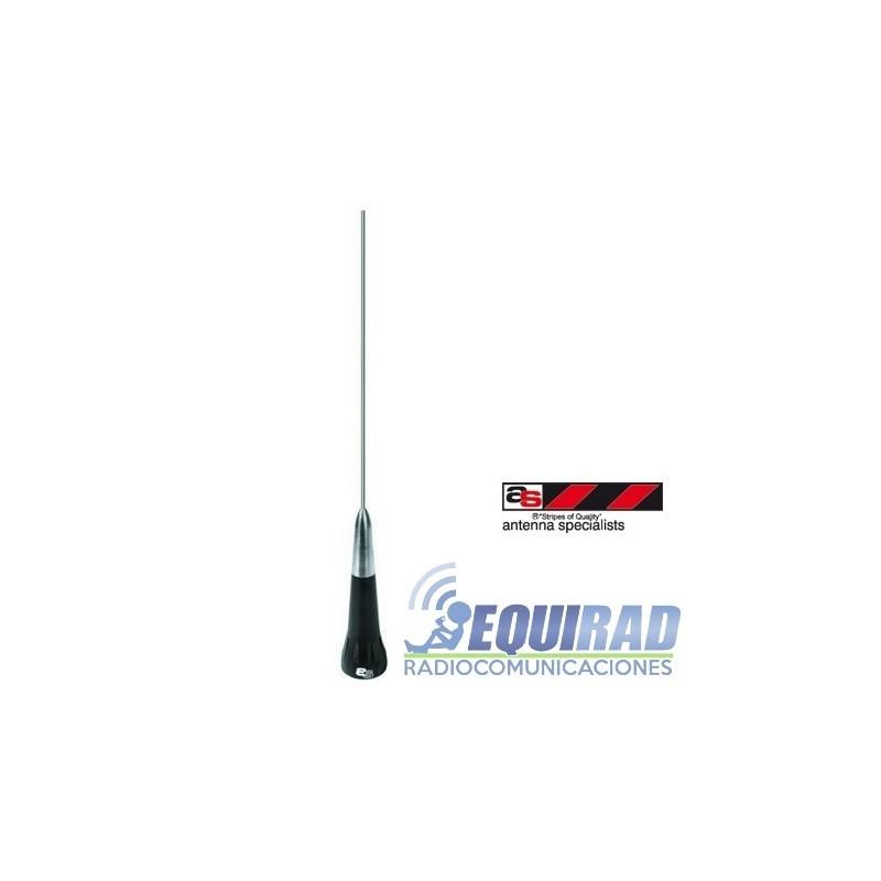 ASP7455 Antena Móvil 5/8 Vhf, 3db 138-174